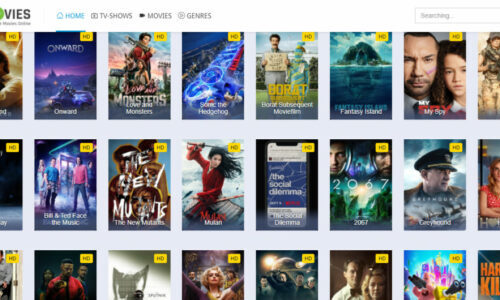 Siti per guardare film gratis in Inglese