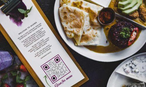Come creare codice QR per menu ristorante
