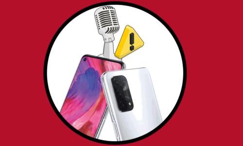 Problema microfono/altoparlante Oppo A54, A74 e A94 5G [Risolto]